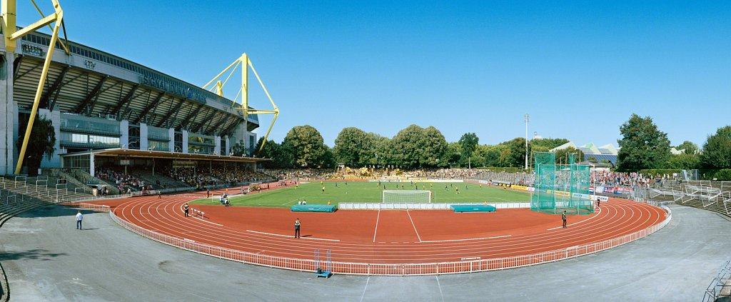 Stadion Rote Erde, Dortmund