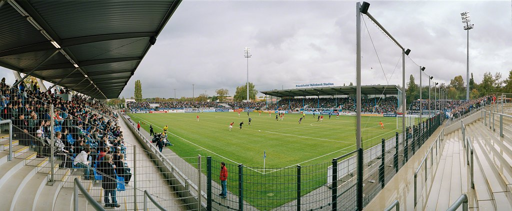 Frankfurter Volksbank Stadion, Frankfurt am Main