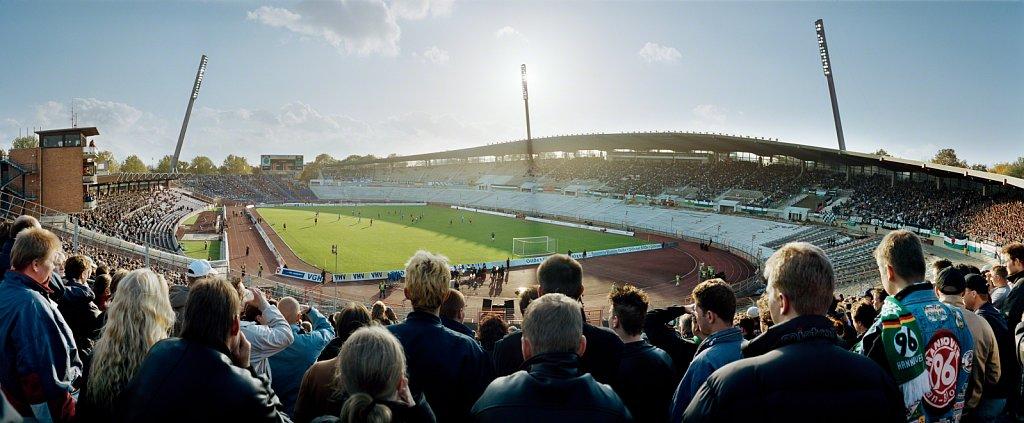 Niedersachsenstadion, Hannover