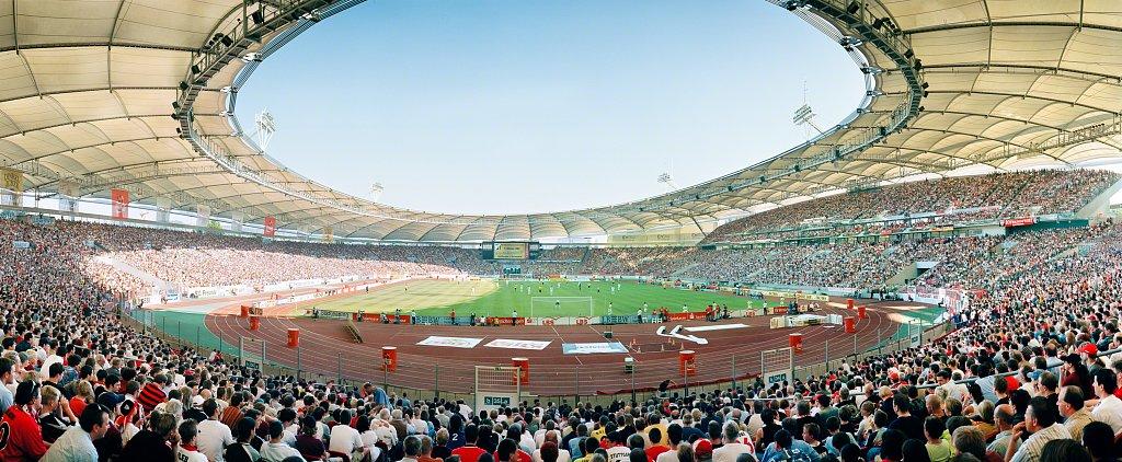 Gottlieb-Daimler-Stadion, Stuttgart