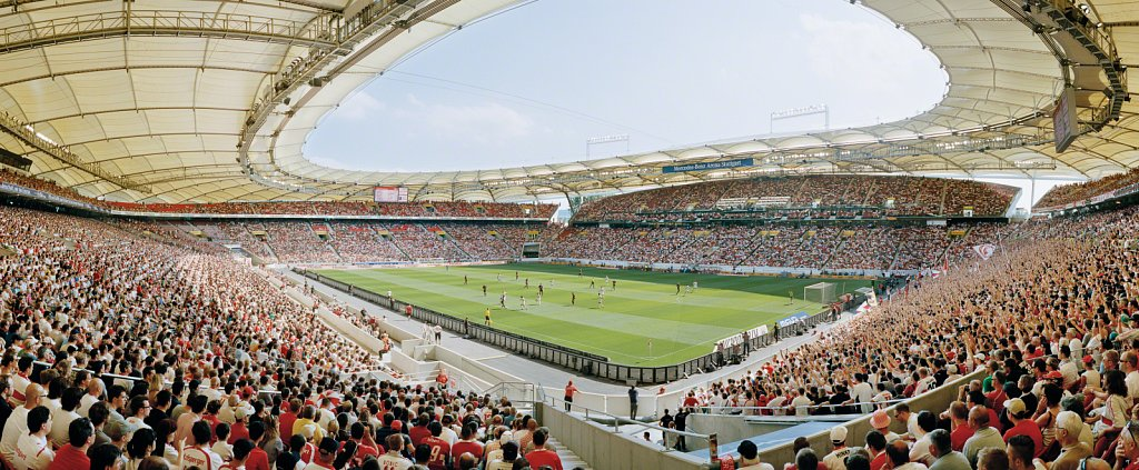 Mercedes-Benz-Arena, Stuttgart