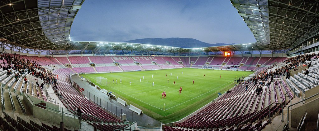 Stade de Genève, Genf