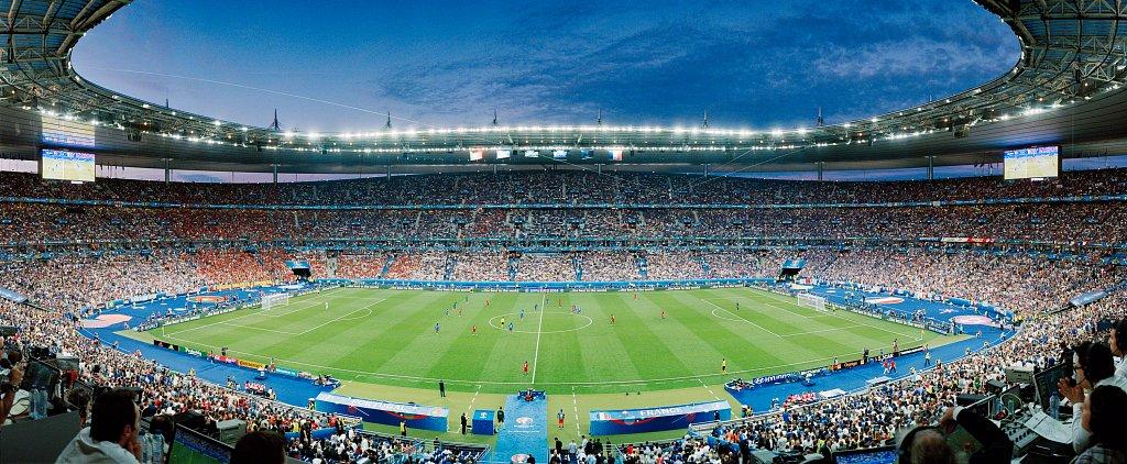 Stade de France, St.Denis