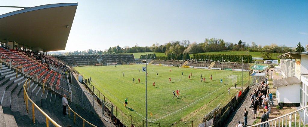 Ellenfeld-Stadion, Neunkirchen